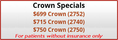 Crown Specials Coupon in Kissimmee